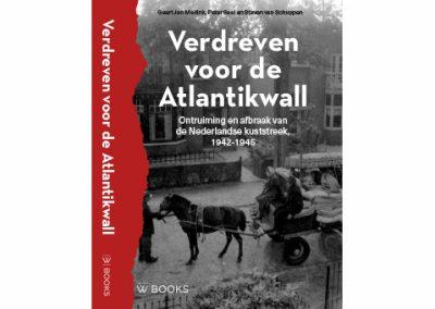 Boek verdreven voor de Atlantikwall